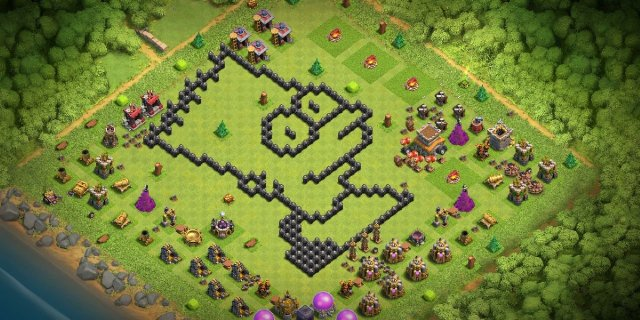 img 20190908 142731 6581684536432728936714 - Funny Layouts Cover Contest - Clash of Clans All Star