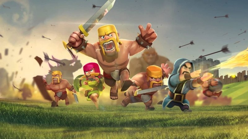Clash of Clans e l'esport