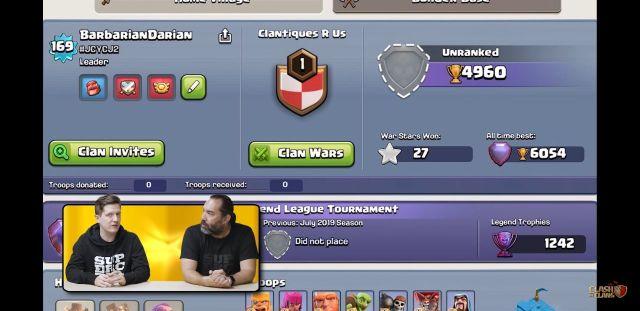 IMG 20191013 143527 443 - Sneak Peek: nuovo Reclutamento, Giochi del Clan e novità su Clash Of Clans