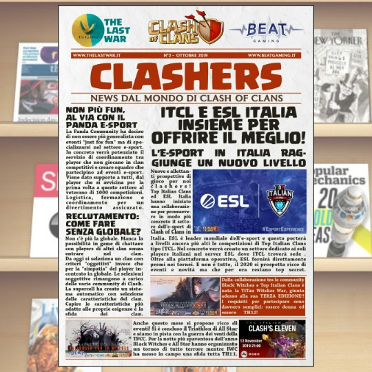 CLASHER – Volume 2 | Clash of Clans