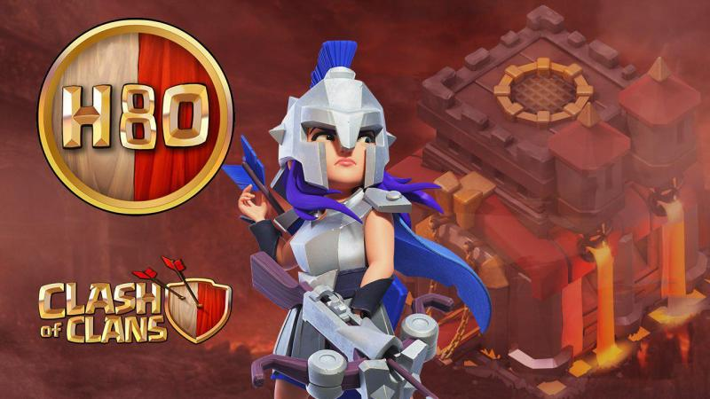 Clash of Clans ITA -E122- Regina maxata sul th10