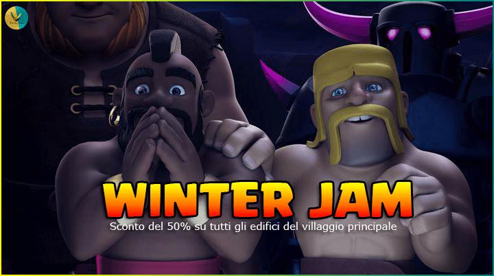 """Aggiornamento 2019: ecco lo """"Winter Jam!"""" su Clash of Clans"""