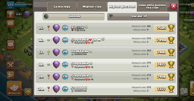 80547912 2888853937812433 2791451420656664576 o - Fine Lega Dicembre 2019 su Clash of Clans
