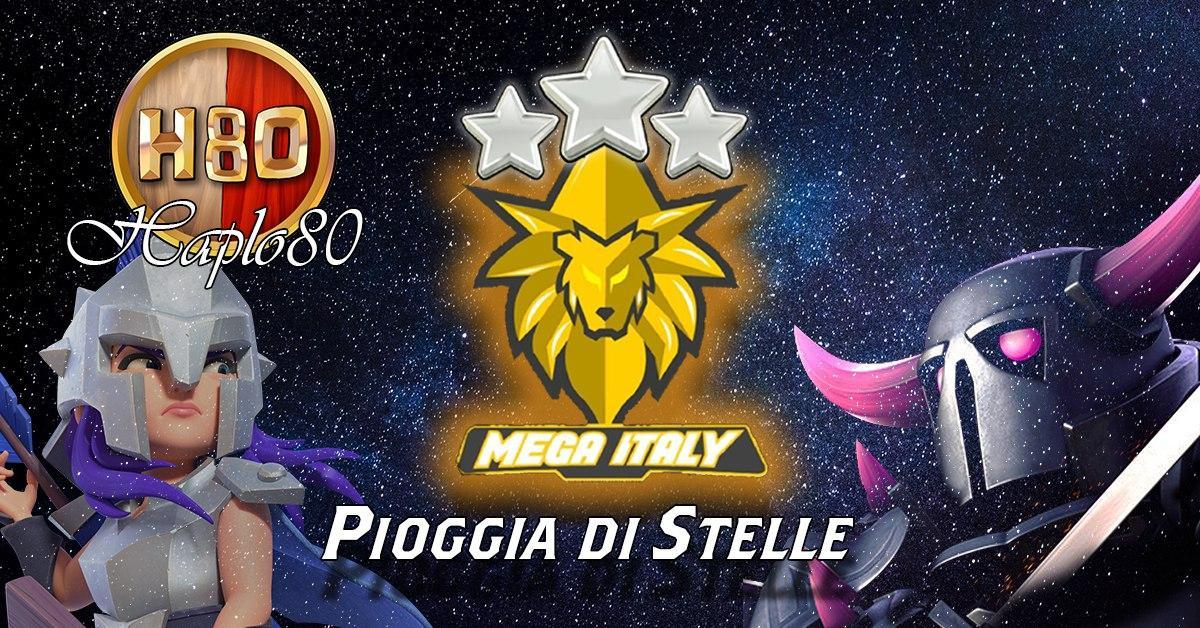 Clash of Clans ITA -E131- Nuova Pioggia di Stelle per i Mega Italy