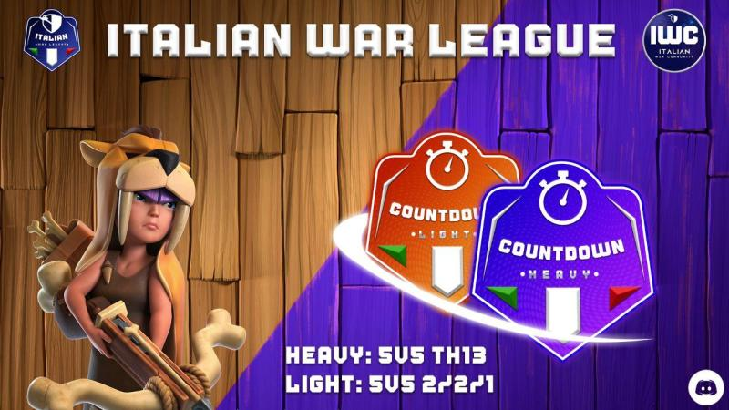 Italian War League – Countdown Edition