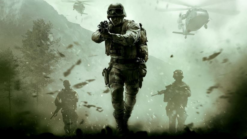 Call of Duty – La spia