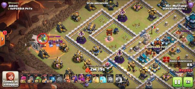 4 1 - Alla scoperta della Mass Miner con Clash Villager