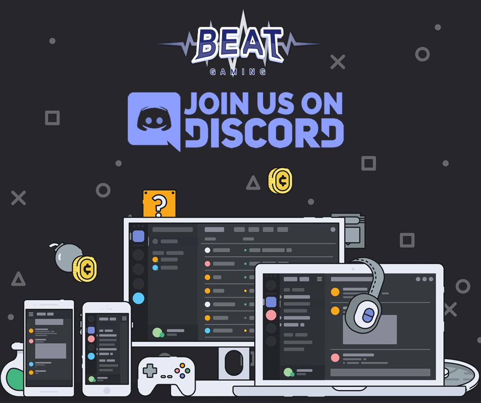 Un Discord per veri gamers: BEAT Gaming si rinnova!