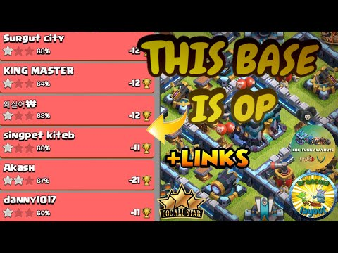 THIS BASE IS OP IN LEGENDS LEAGUE! – Clash of Clans