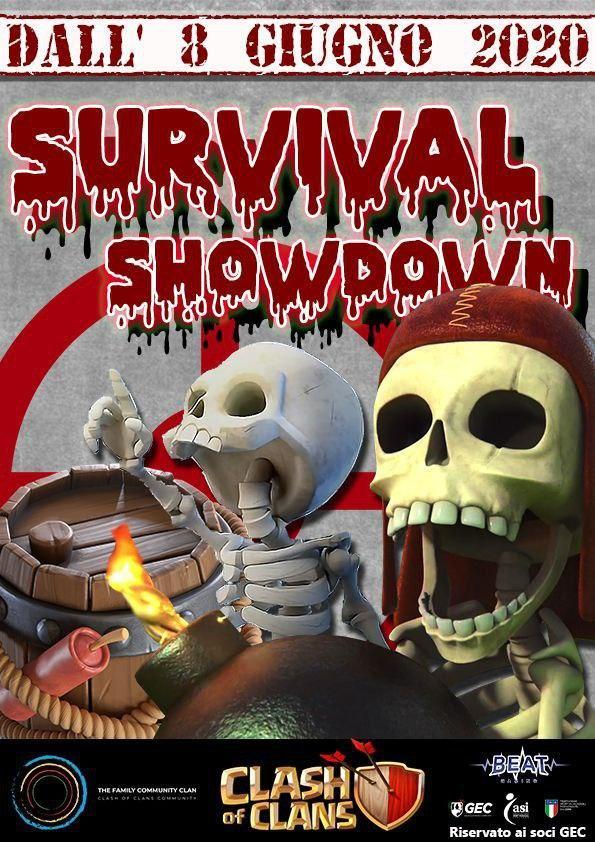 """""""Survival Showdown"""" il nuovo torneo della TFCC"""