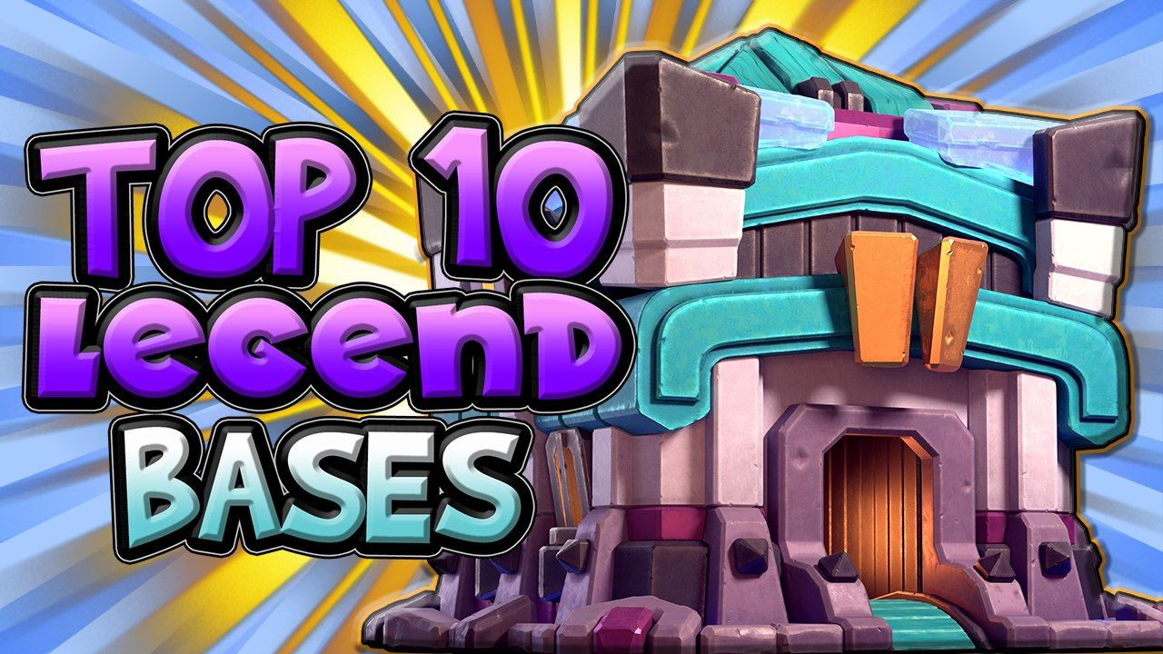 TOP 10 TH13 CWL WAR Base With Copy Link – BEST Anti 3 Star TH13 Base Clash of Clans