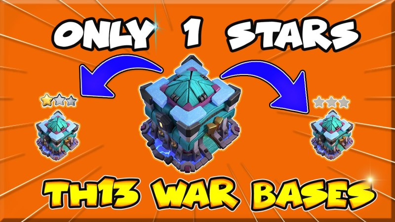 10 Best Unbeatable TH13 EXCLUSIVE WAR BASES | WITH COPY LINK IN DESCRIPTION 2020 COC | th13 war base