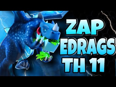 TH11 ZAP EDRAGS | TRISTELLARE DI DRAGHI ELETTRICI