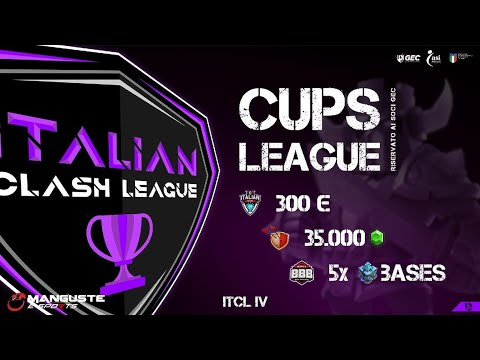 ITCL Cups League – Clash of Clans