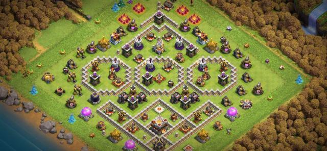 4. WAR TH11 OTTOBRE 2020 1024x473 - Layout Basi War/Farming per Th11 - Ottobre 2020