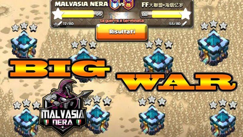 Malvasia Nera amazing War