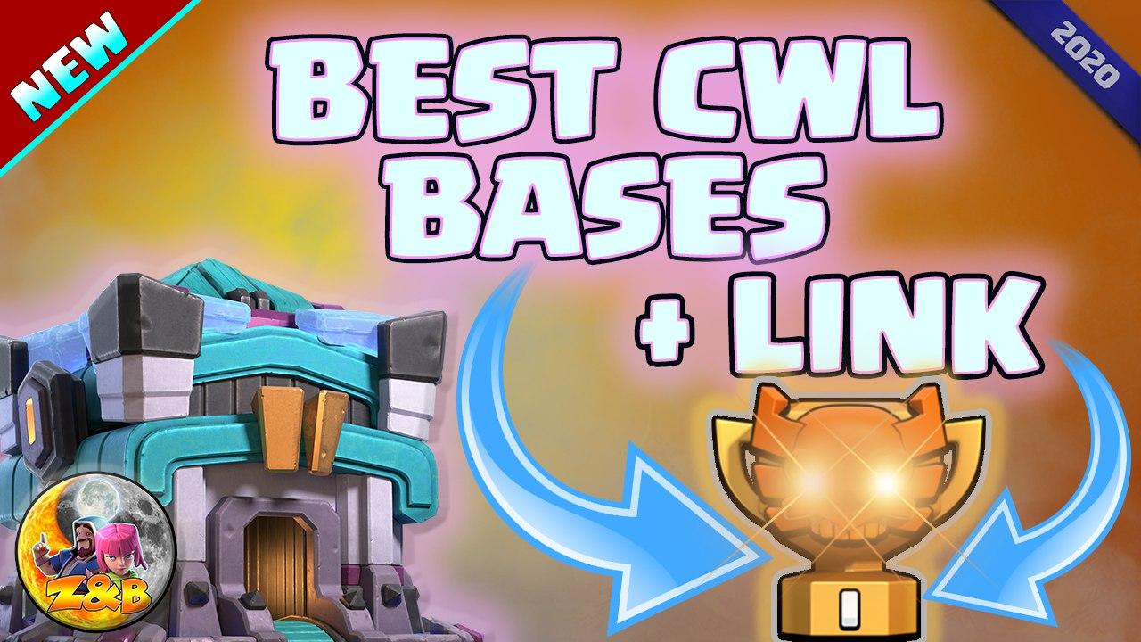 Top 6 CWL Bases From World Championship Clan Team Nova e MKMA