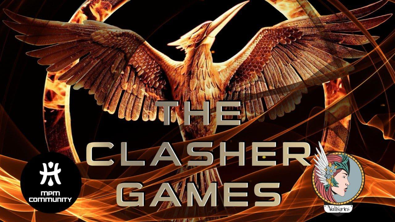 Valkyries e MPM Community presentano: The Clasher Games