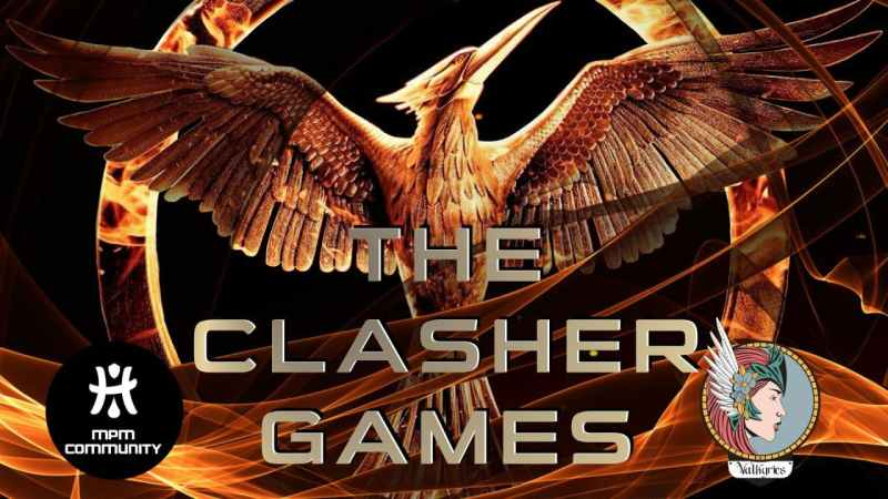 Valkyries e MPM Community presentano: The Clasher Games