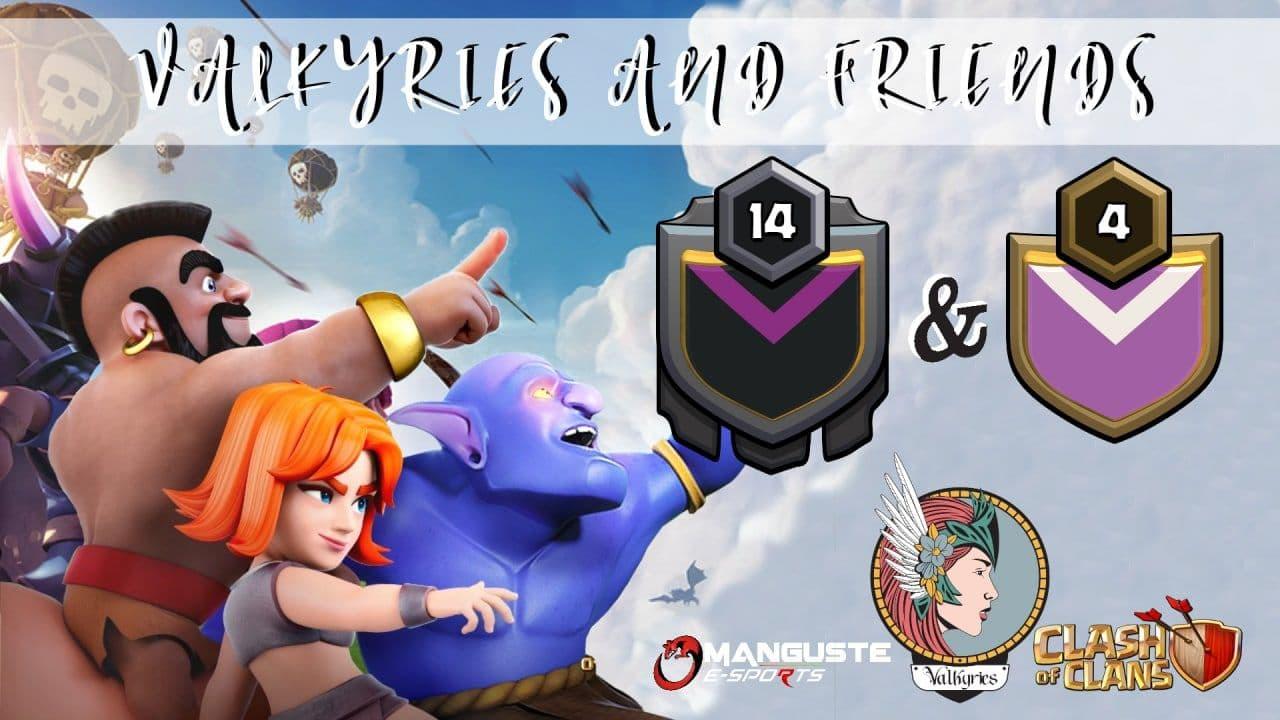 Valkyries & Friends: intervista ai War League!