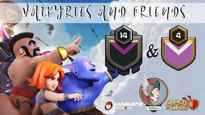 Valkyries & Friends: intervista ai War League!