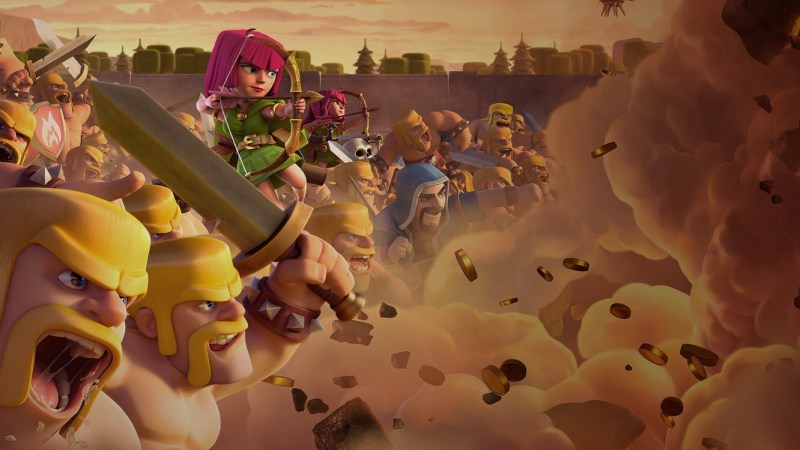 Storie di cape clan su clash of clans