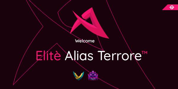"""Conosciamo meglio il team """"Alias Terrore""""!"""