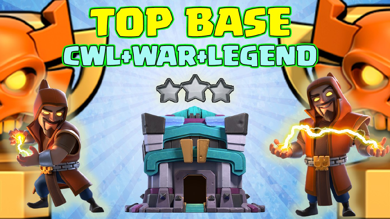 NEW TOP TH13 War Base With Link 2021👌TH13 Cwl Base Link 2021 | Town Hall 13 War Base Link