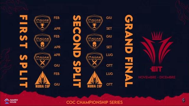 437 4376693 clan badge coc clan level 20 4 1024x576 - CCS: Il primo circuito competitivo a livello mondiale, tutto italiano