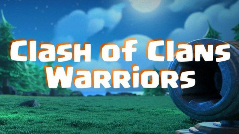 Benvenuta Clash of Clans Warriors