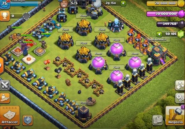 0 9 1024x716 - Sneak Peek #1: Benvenuto Th14! e non solo.. su Clash of Clans