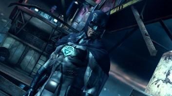 Unlockable skin for Batman