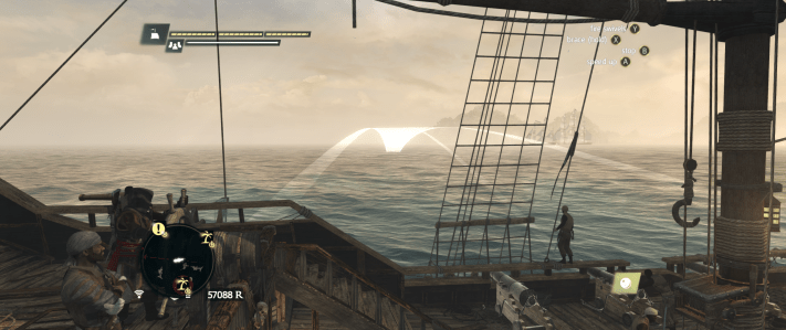 Sea faring and combat makes yet another return