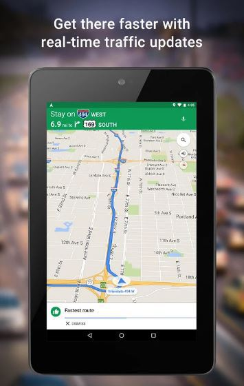Ever wonder how google maps tracks the traffic? #TechTalk
