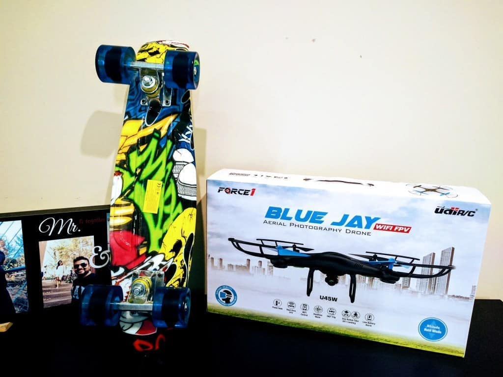 BlueJay UDI U45W Drone Review - Best Beginner Drone with Exclusive features