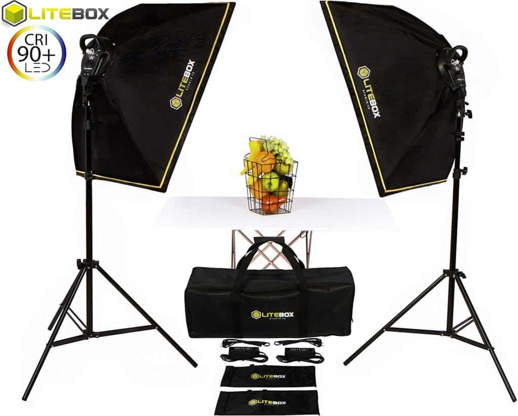 How to make your own DIY Photo Studio with LITEBOX – The LateNightLogic