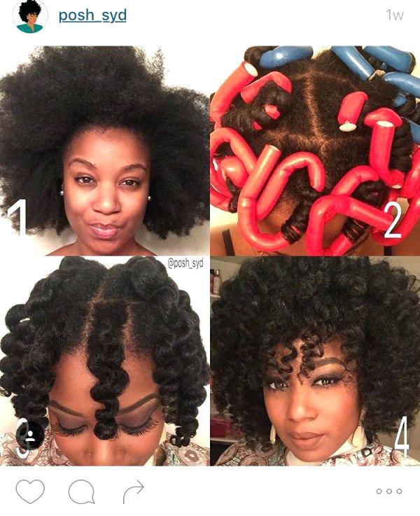 Best Natural Hairstyle Ideas Thelatestfashiontrends Com