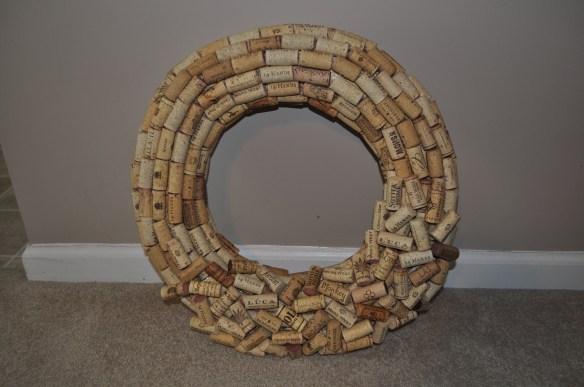 DSC 03381 1024x680 Cork Wreath