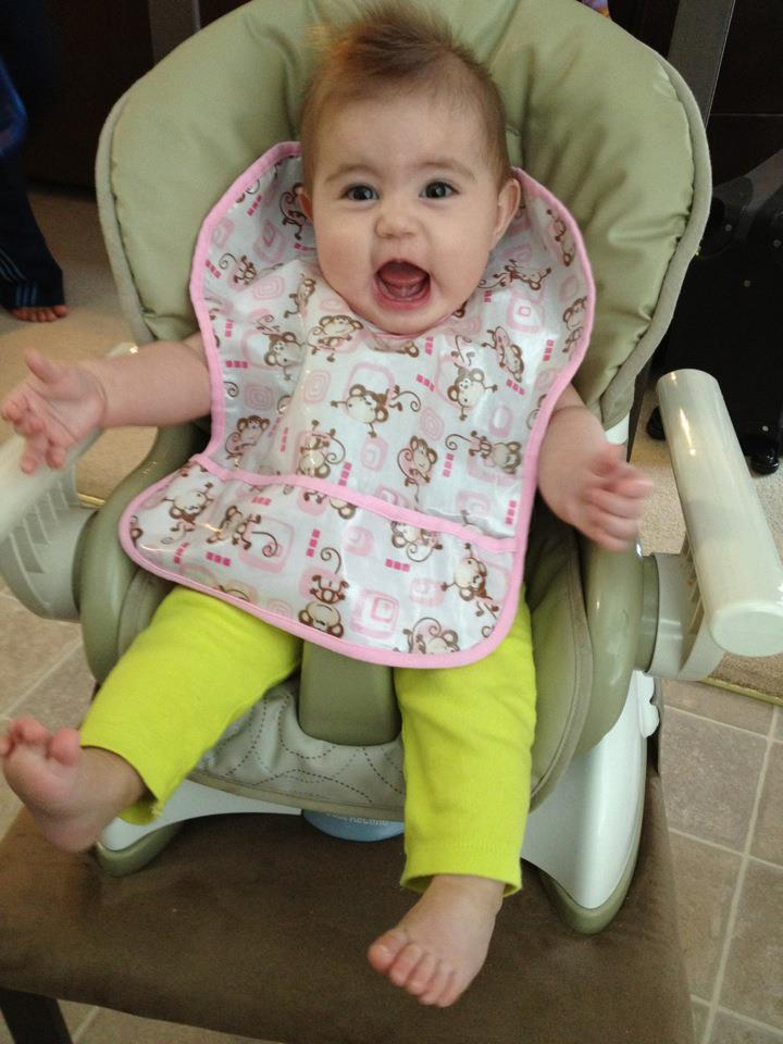 Natalia 2 3 Years Baby!