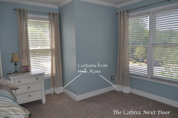 Curtains from Ross edited 1 1024x680 Master Bedroom.... Progress