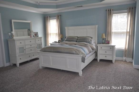 Master Bed Close Up edited 1 1024x680 Master Bedroom.... Progress