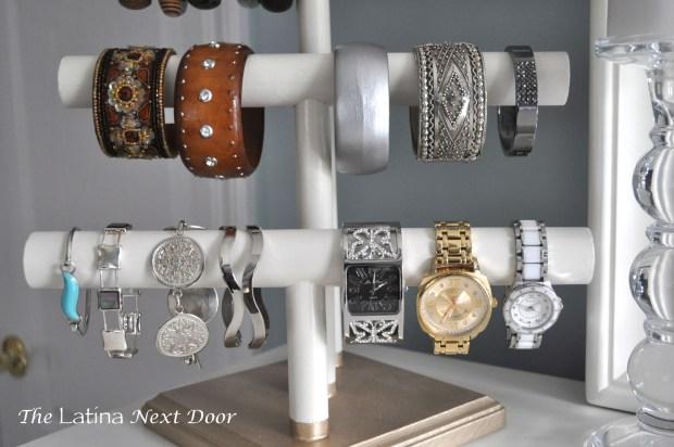 DIY Jewelry Holder 10 1024x680 DIY Jewelry Holder