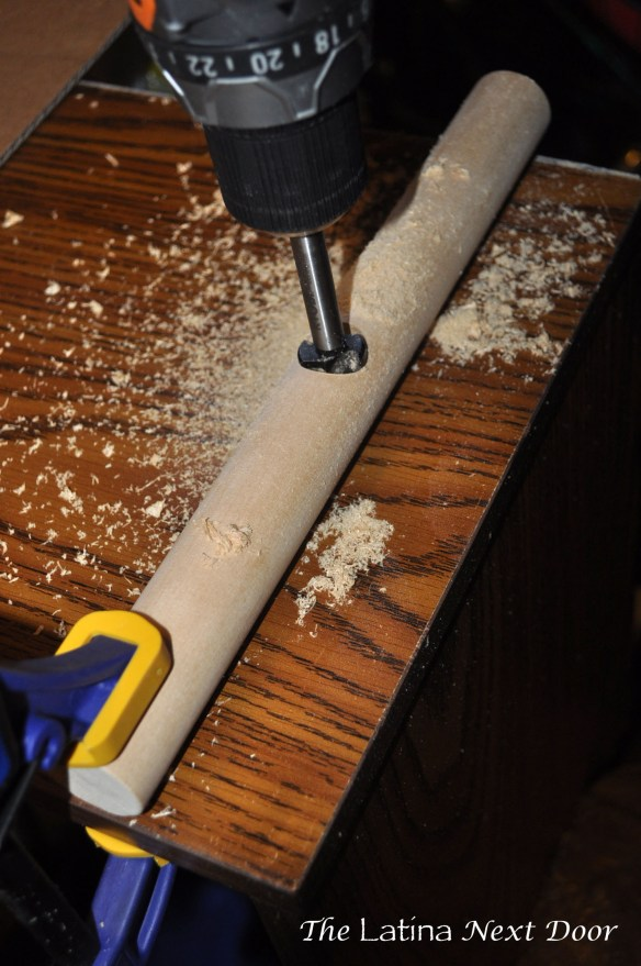 DIY Jewelry Holder 4 680x1024 DIY Jewelry Holder