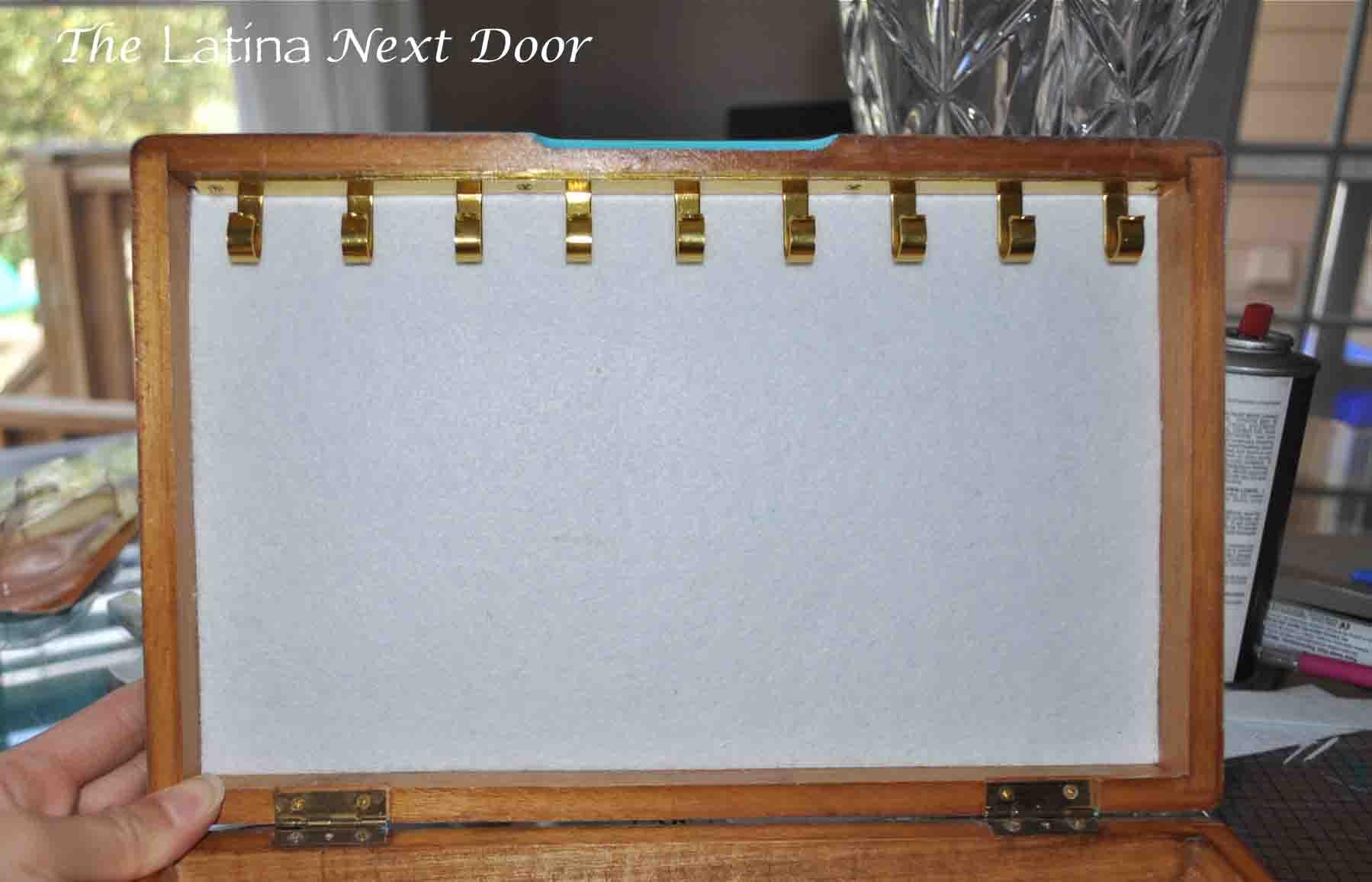 DIY Jewelry Box Makeover 10 Goodwill Jewelry Box Makeover for Under $6