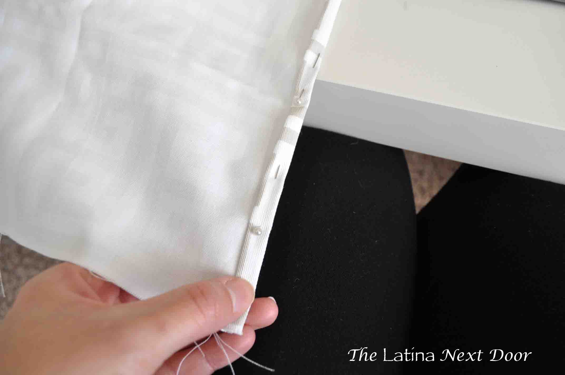 How to Sew a Table Runner 2 How to Sew a Table Runner