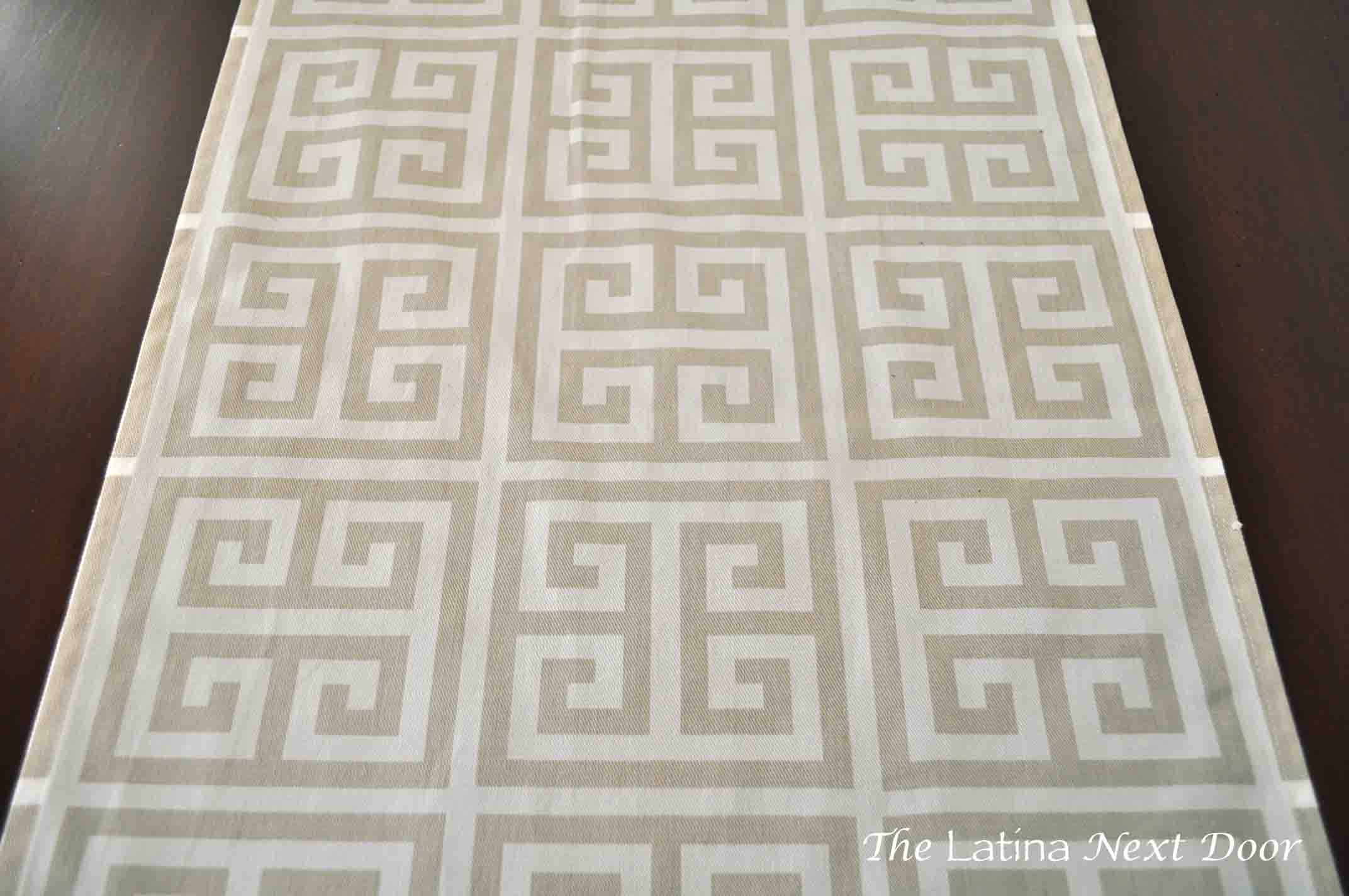 How to Sew a Table Runner 7 How to Sew a Table Runner