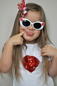 %name DIY Sequin Heart Tee Collage 4