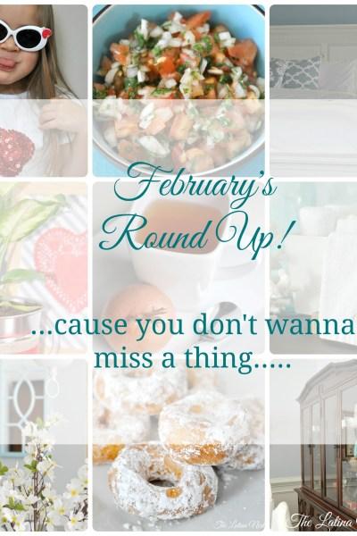 February's Round Up
