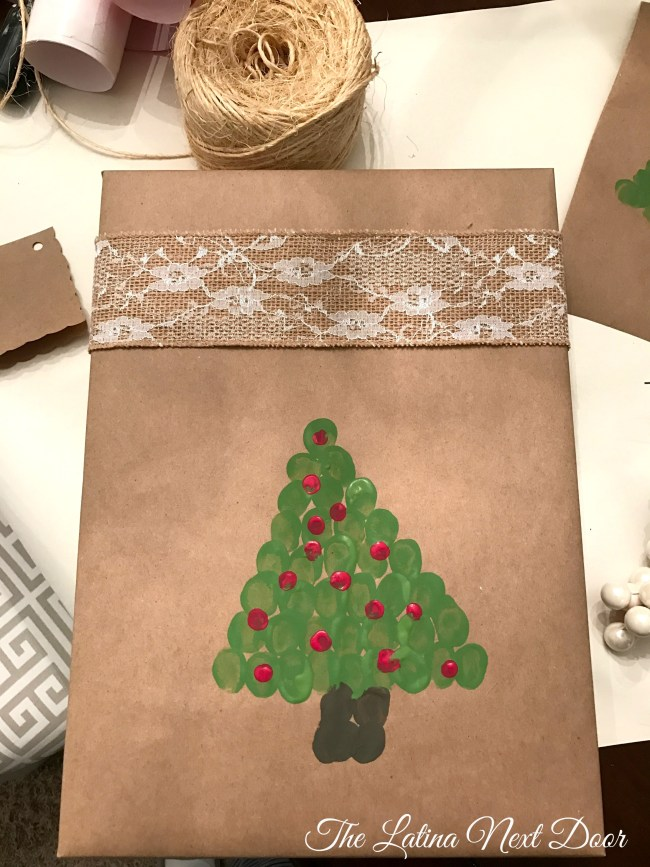 3 Gift Wrap Ideas 8 768x1024 3 Gift Wrapping Ideas for Christmas