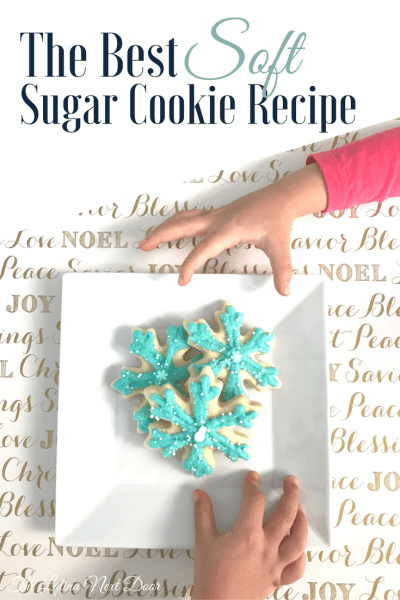best soft sugar cookie recipe